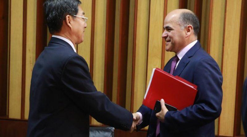 Pdvsa y empresa petrolera china revisaron proyectos para incrementar producción