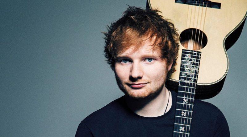 Ed Sheeran anuncia que está prometido para matrimonio