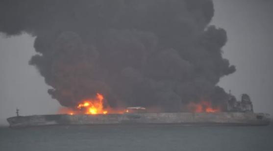 Más de 30 personas desaparecidas tras choque de dos buques en China 0