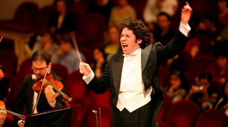 Dudamel y la Filarmónica de Viena estarán de gira el primer trimestre 2018