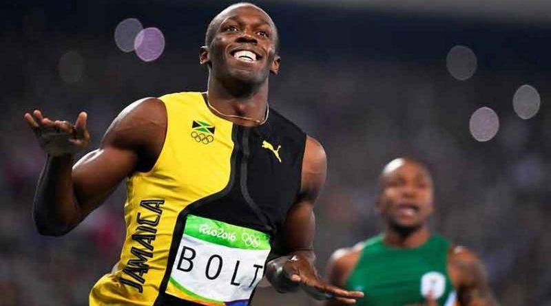 Usain Bolt: Voy a hacer una prueba en el Dortmund en marzo
