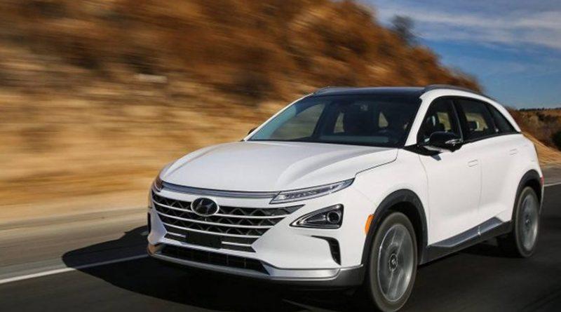 Hyundai presentó un vehículo impulsado por hidrógeno