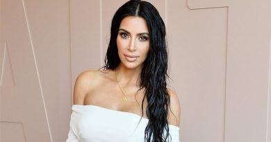 Kim Kardashian causa polémica en la redes por una sensual foto en Instagram