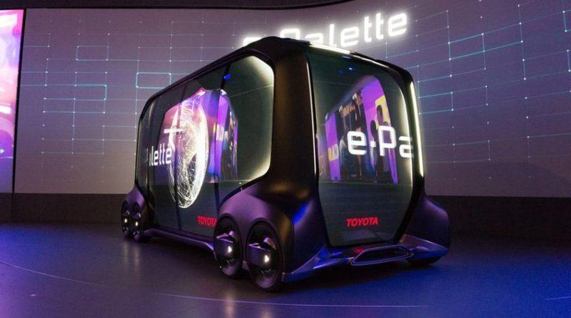Nuevo concepto de automóviles se lanzará por empresa japonesa motivado a Juegos Olímpicos 2020