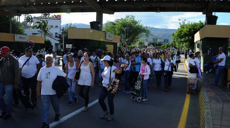 Cúcuta aplicó censo para determinar número de venezolanos que viven en la calle