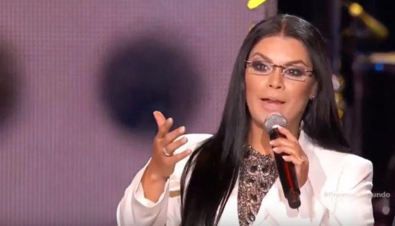 Desde Olga Tañón hasta Paquita la del Barrio cantaron en la fiesta del millón de dólares en Valencia
