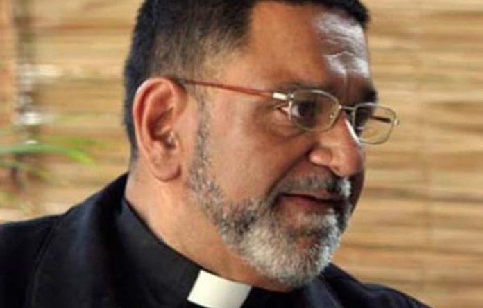 """Padre Palmar se despide del Zulia: """"Iré a otra tierra lejana a servir a la Iglesia"""""""