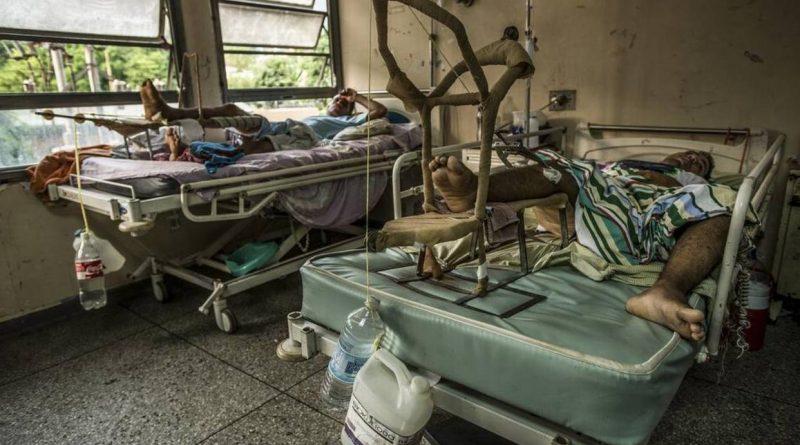 Mercado negro vende sangre a 140 dólares en hospitales de Venezuela