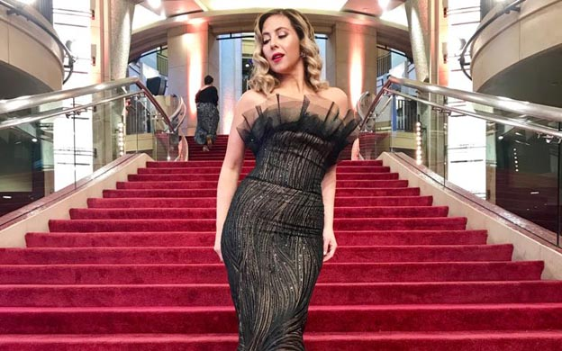 Diseños de Douglas Tapia llegaron a los Oscar
