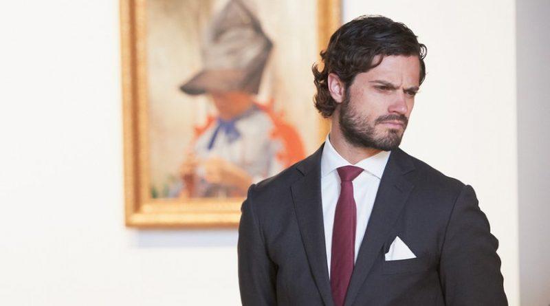 """Príncipe de Suecia """"consternado"""" por la muerte de Avicii"""