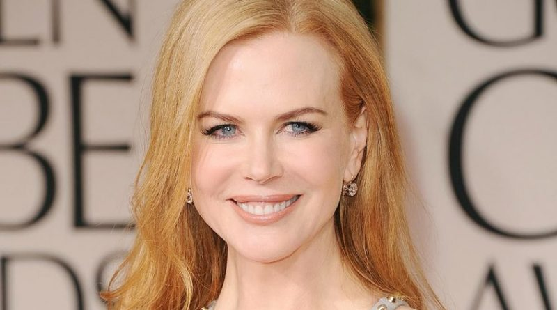 Amazon Studios hará películas y series con la productora de Nicole Kidman