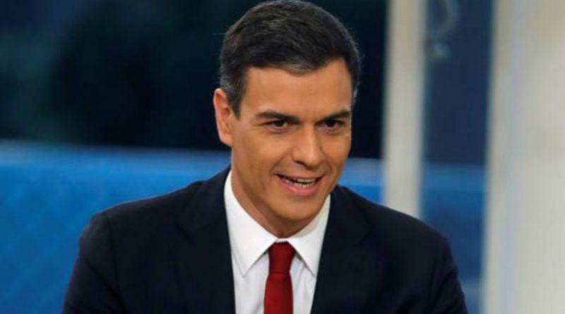 Pedro Sánchez felicitó a Duque por su victoria en Colombia