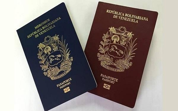 Conoce cuáles son los nuevos precios del pasaporte venezolano