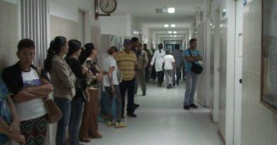 Solo 368 enfermeras laboran en Hospital de San Cristóbal