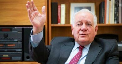 Eduardo Fernández: Si hay un órgano supraconstitucional, es que estamos en una dictadura