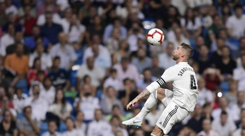 Real Madrid se convierte en líder provisional tras derrotar al Espanyol