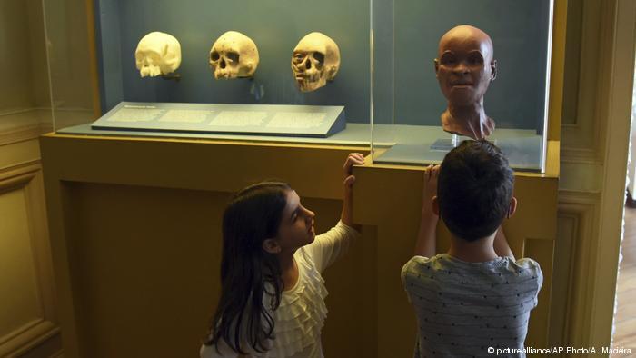 Hallan cráneo más antiguo de Suramérica en escombros de museo incendiado en Río