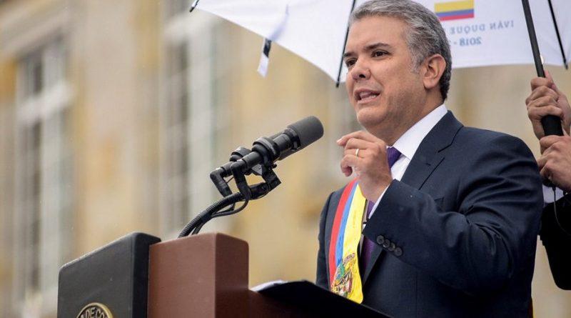 """Presidente de Colombia pidió """"cooperación unilateral"""" para enfrentar crisis migratoria venezolana"""