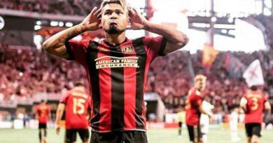 Josef Martínez es elegido para el once ideal de la MLS