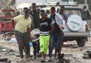 Triple atentado en la capital de Somalia dejó al menos 41 muertos