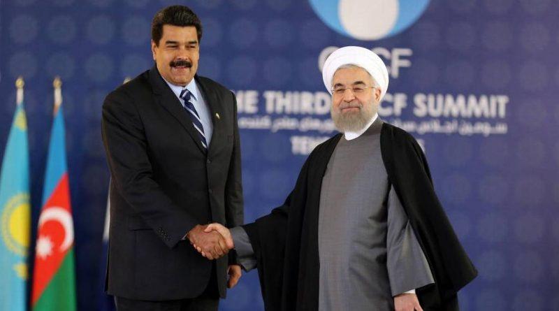 Alarma ante anuncio de que Irán enviará naves de guerra a Venezuela