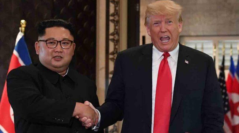 Pionyang insta a firmar la paz de cara a segunda cumbre con Donald Trump