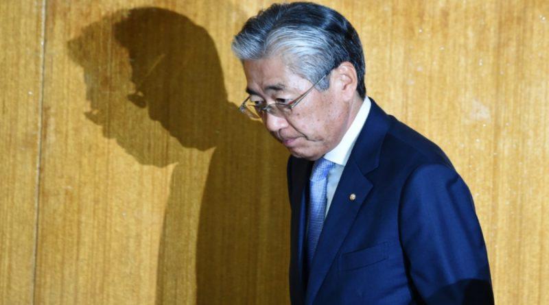 Presidente del Comité Olímpico Japonés renuncia en medio de acusaciones por corrupción