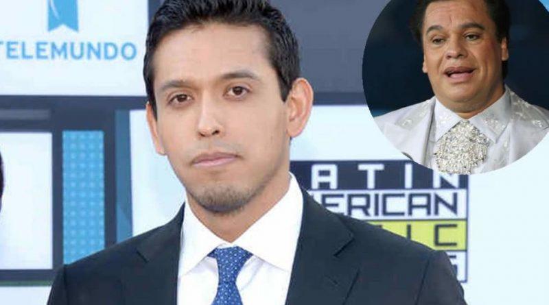 Hijo de Juan Gabriel demandará al exmánager del cantante