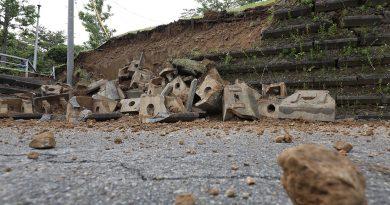 Al menos 21 heridos por terremoto al noroeste de Japón