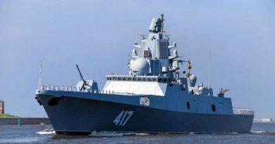 Destacamento naval ruso llegó a La Habana y visitará Venezuela