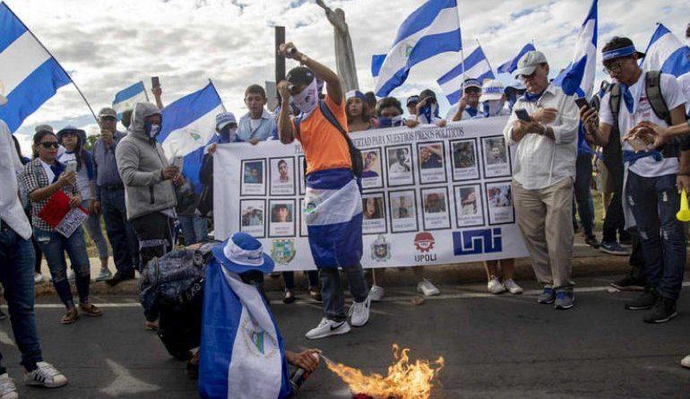 Oposición de Nicaragua buscan a su Guaidó para poner fin al régimen de Ortega
