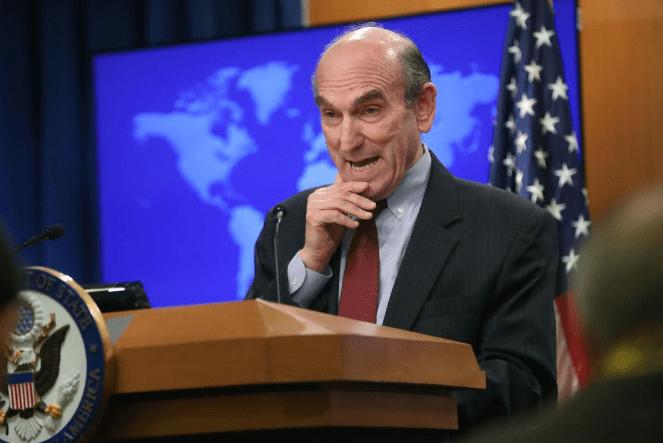Abrams: Solo el presidente de Estados Unidos decide si intervenir en otro país