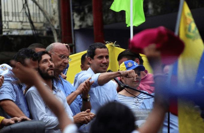 Guaidó convocó a una nueva movilización para el próximo 5 de julio
