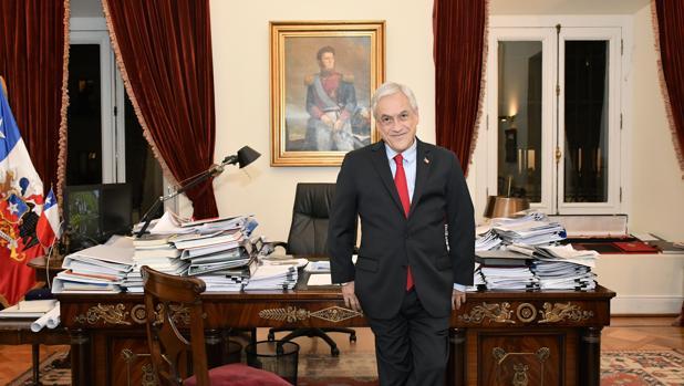 Presidente Piñera afirmó al ABC de España que «Maduro tiene sus días contados»