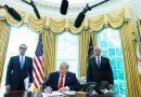 EEUU impone sanciones contra líder supremo y altos cargos de Irán
