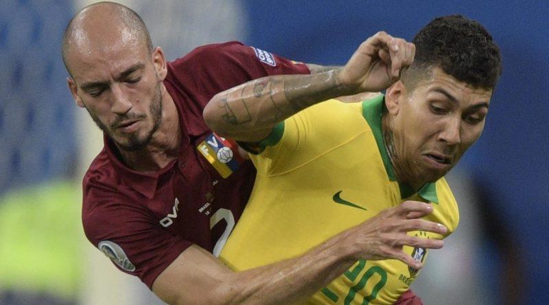 Venezuela y el VAR frenan a Brasil en la Copa América
