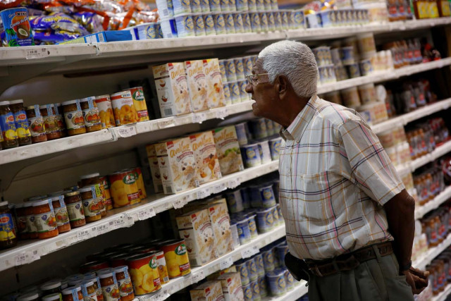 Al menos 350 dólares se necesitan para no morir de hambre en Venezuela