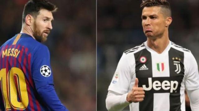 El último elogio de Cristiano Ronaldo a Messi