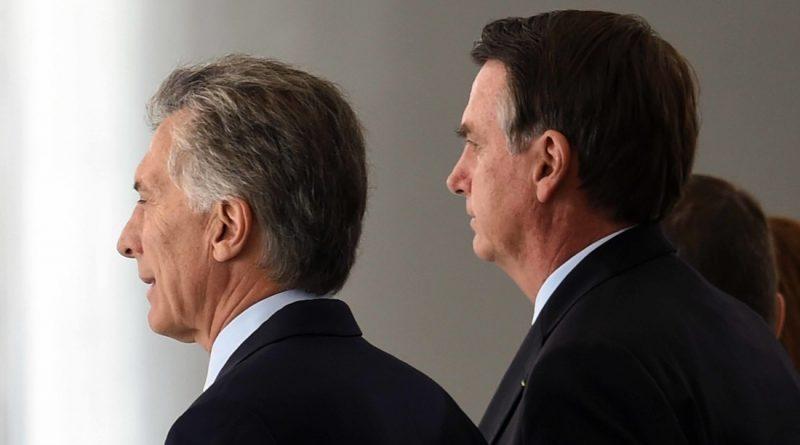 Brasil amenaza con dejar Mercosur ante posible victoria del peronismo en Argentina