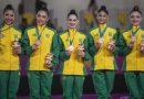 Brasil trepa al segundo lugar del medallero en los Panamericanos