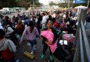 "Cientos de venezolanos reciben atención en ""mega jornada solidaria"" de Quito"