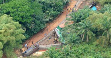 Accidente de tren en el Congo deja al menos 50 muertos