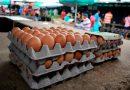 Fedeagro: Precio del cartón de huevos está anclado en el dólar