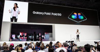 Teléfono plegable y armario: así destaca Samsung en Berlín