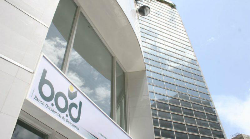 Sudeban sanciona al BOD por riesgo de legitimización de capitales