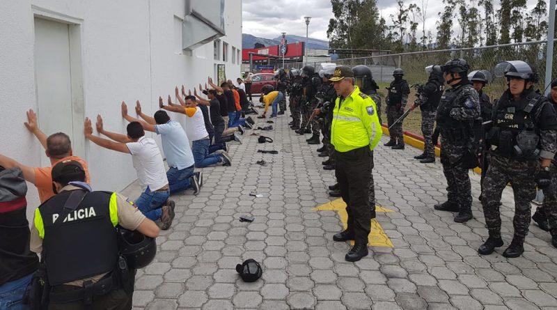 """Gobierno de Ecuador detuvo a venezolanos con """"información"""" sobre Moreno"""