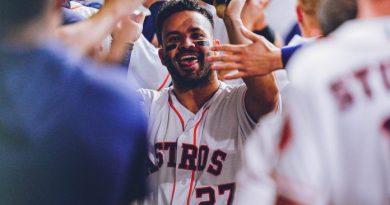 Venezolano José Altuve fue la figura ofensiva de los Astros y estableció nueva marca