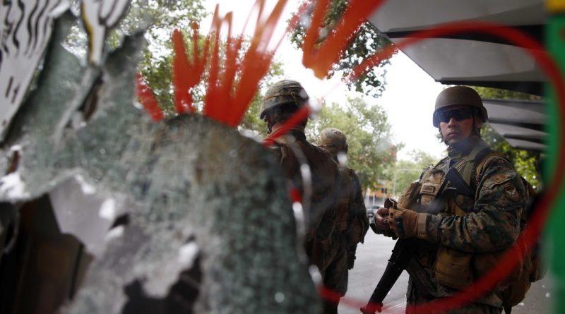 Piñera lanza acuerdo social en Chile tras cuarto día de protestas