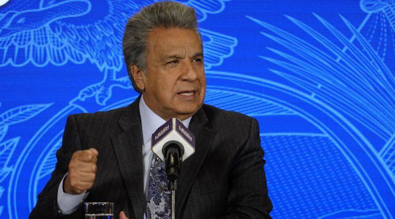 """Lenín Moreno responde a Maduro y lo califica de """"asno"""""""