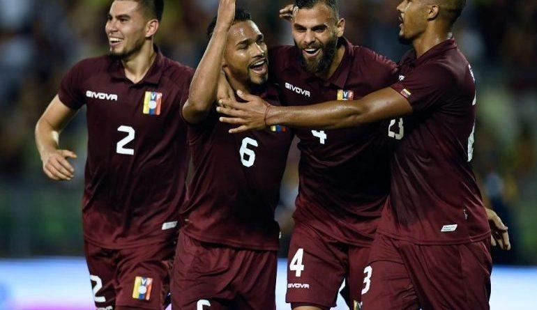 Selección Vinotinto goleó 4-1 a Bolivia en su regreso a Caracas